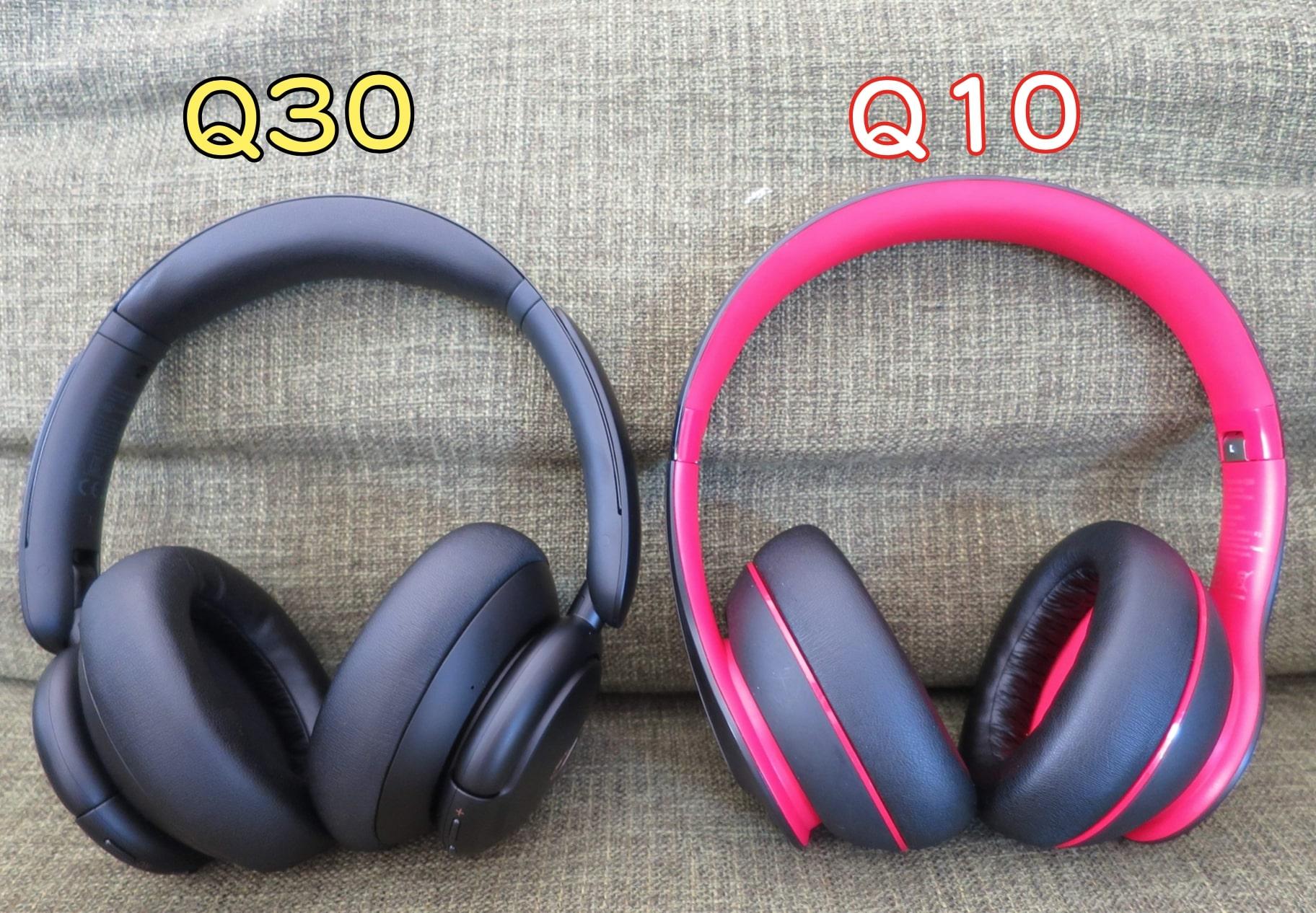 Q30 VS Q10 soundcore