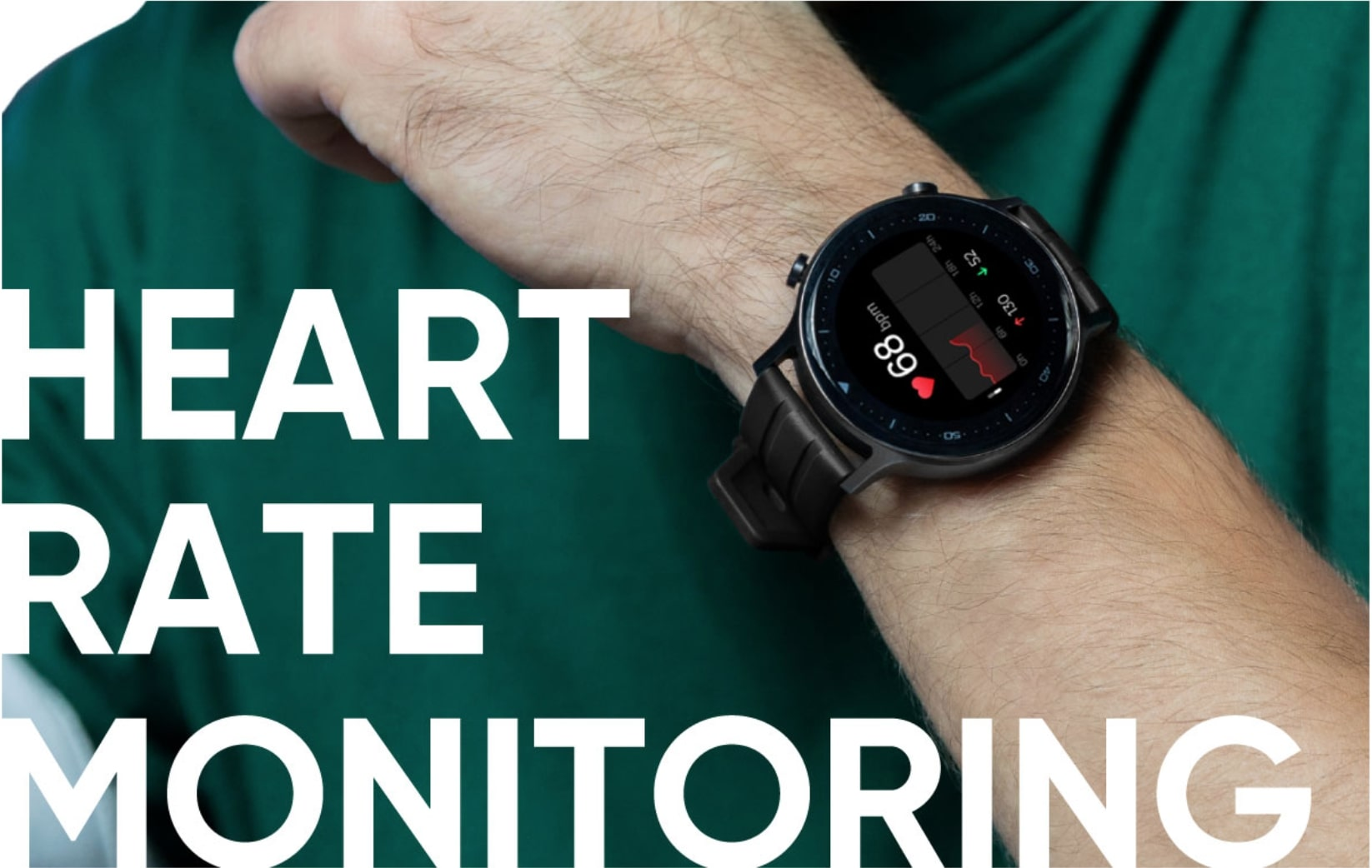 realme Watch Sの健康管理機能