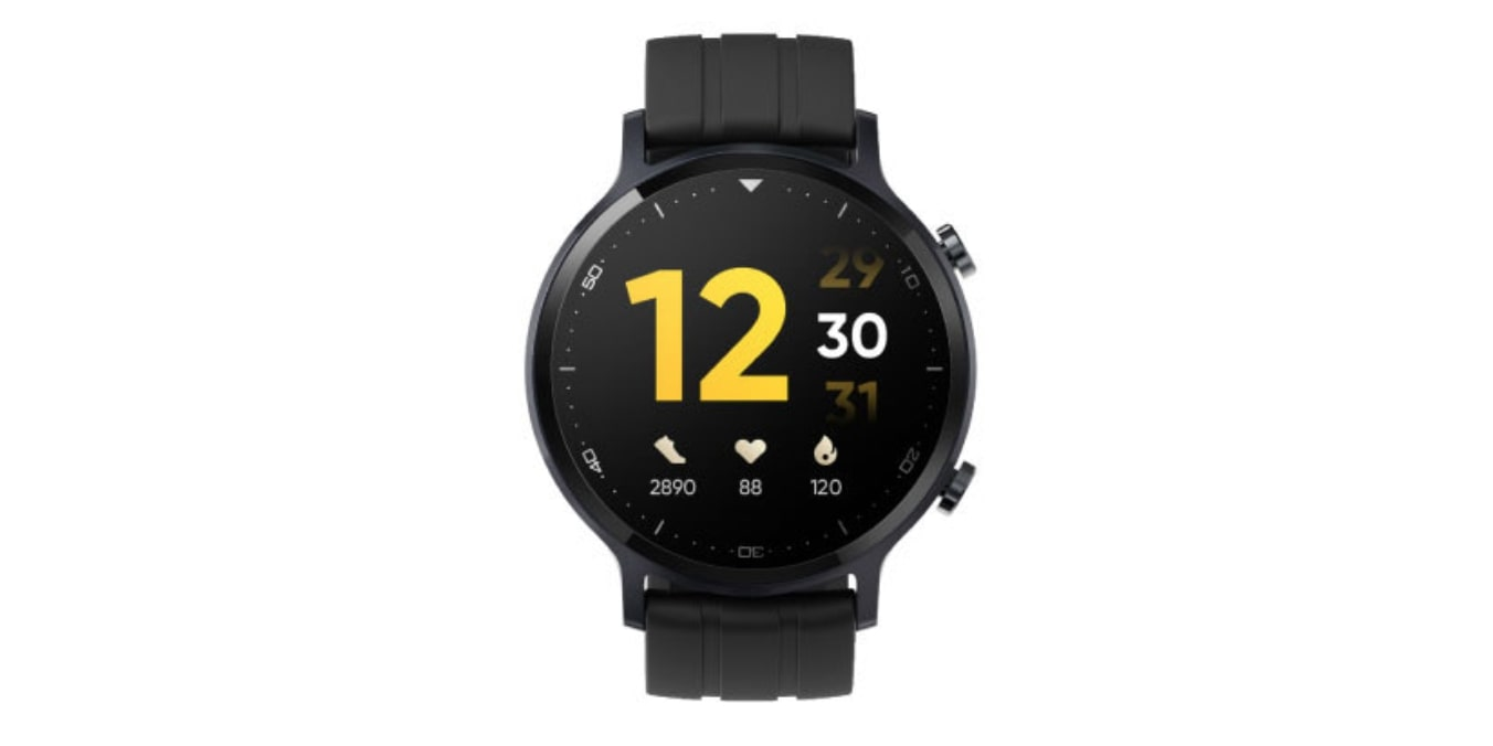 realme Watch S デザイン