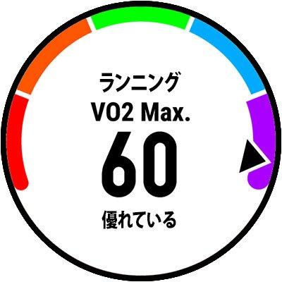 VO2max のイラスト
