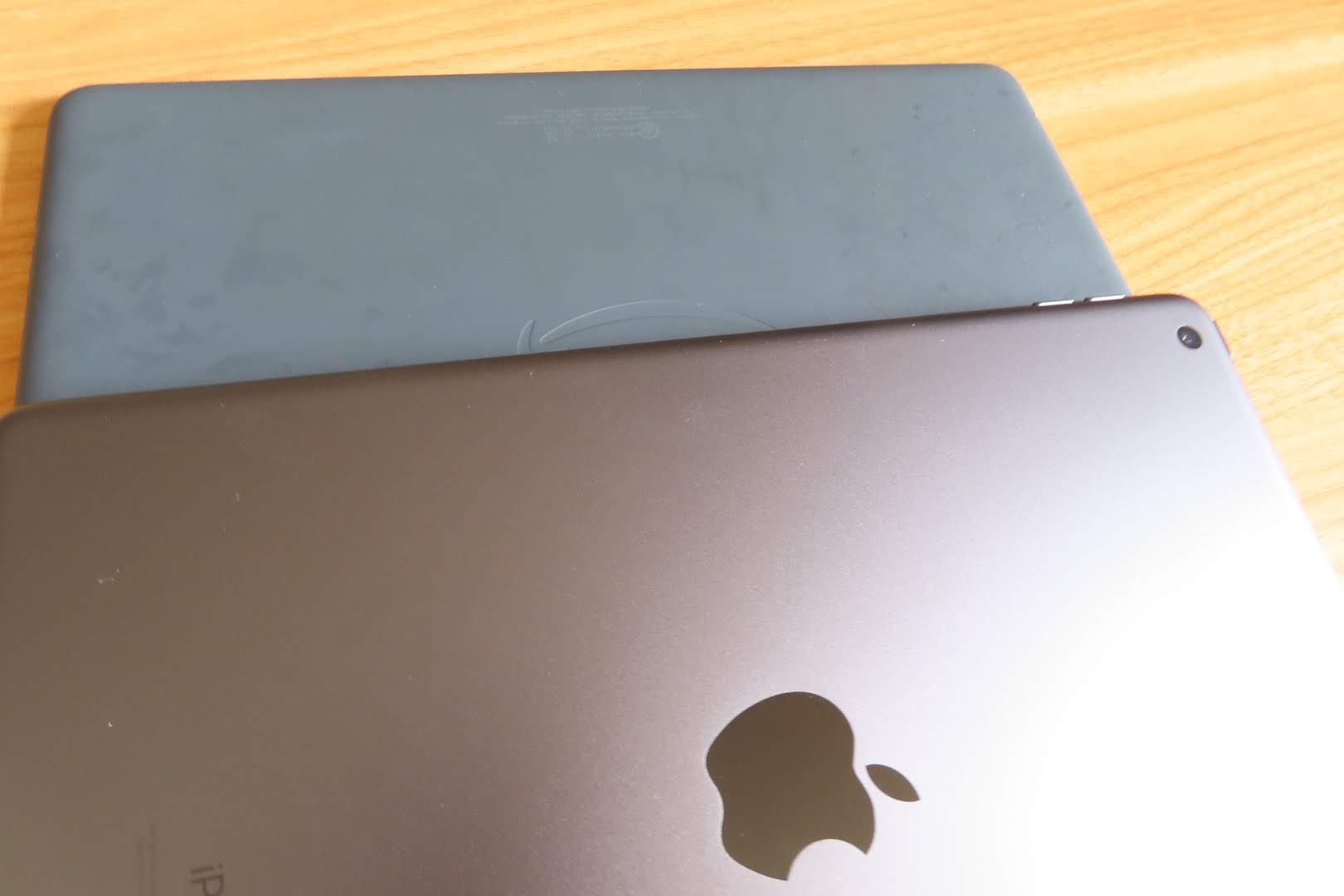FireHD10 Plusでできること iPadでできること どちらでもできること